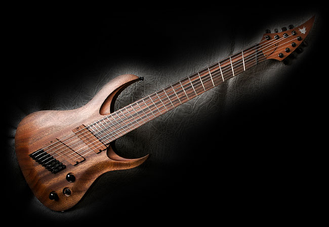 Ran Guitars Crusher FF8