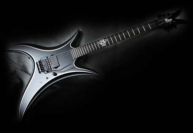 Ran Guitars Demon