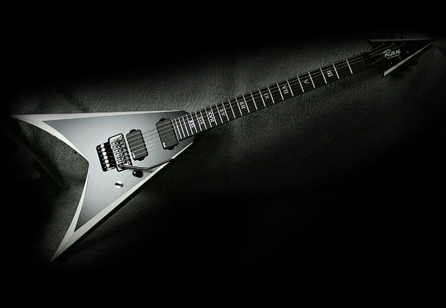 Ran Guitars Invader